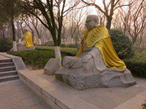 QianFoShan-Berg-der-Tausend-Buddhas
