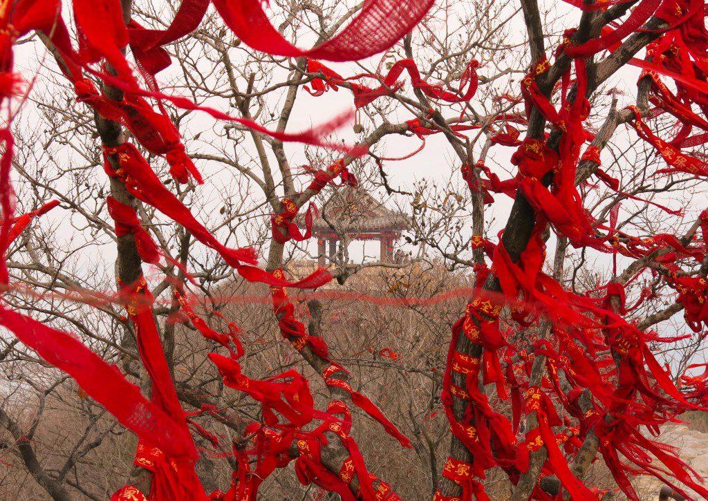 Qianfoshan Pavilion