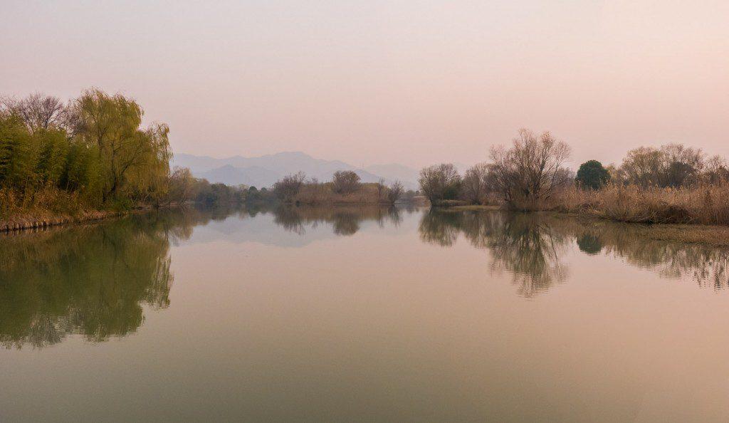 Hangzhou-Xixi-Wetlands