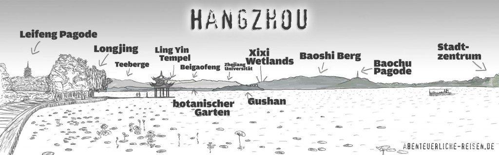 Hangzhou_Sehenswürdigkeiten