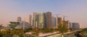 Neubauten-am-Qiantang-Fluss-2