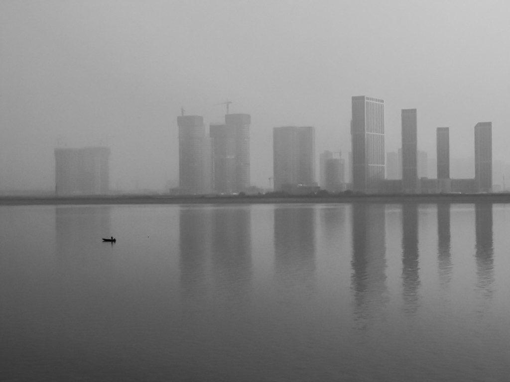 Qiantang-Fluss