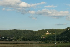 Burg Kipfenberg im Altmühltal