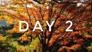 Kumano Kodo – day 2