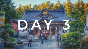 Kumano Kodo – day 3