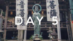 Kumano Kodo – day 5