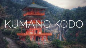 A pilgrimage on the Kumano Kodo (熊野古道)